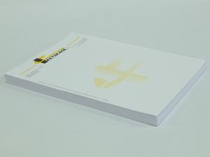 Cartas A4 2 tintas