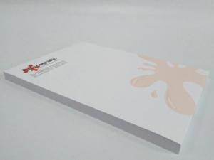 Cartas A4 4 tintas