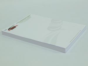 Cartas A4 6 tintas