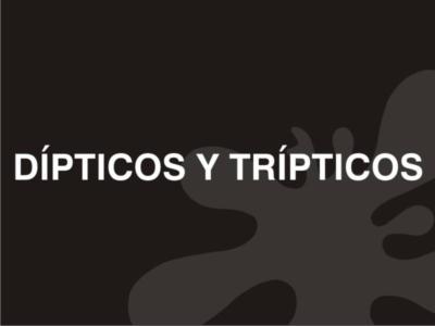 Dípticos y trípticos