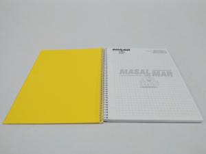 Libreta A5 100 hojas 1 tinta