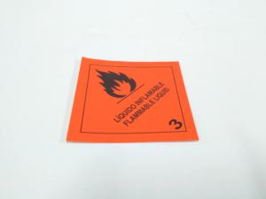 Etiqueta adhesiva color 11,5x11,5 cm