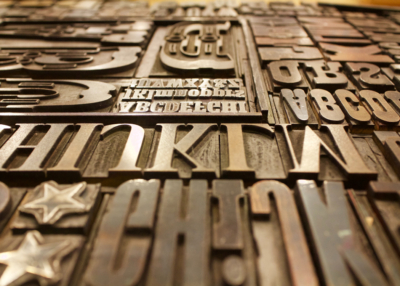Conceptos básicos de imprenta