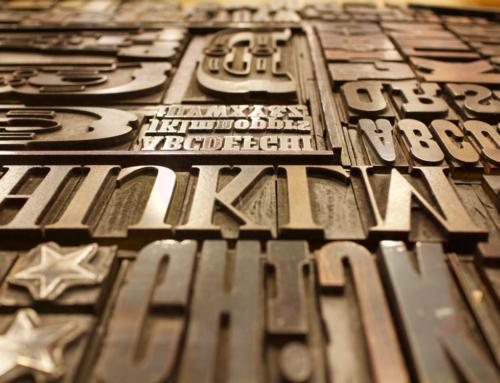 Curiosidades y conceptos básicos de imprenta
